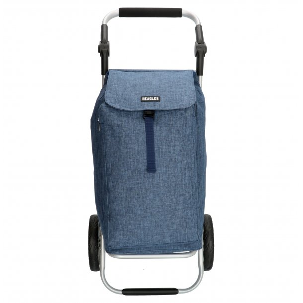 Shopping trolley - navy