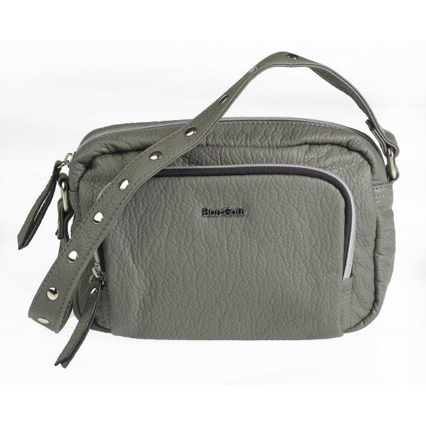 Bon Goût Mille taske washed grå