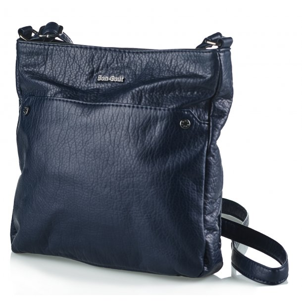 Crossbody washed navy