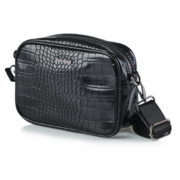 Crossbody croco