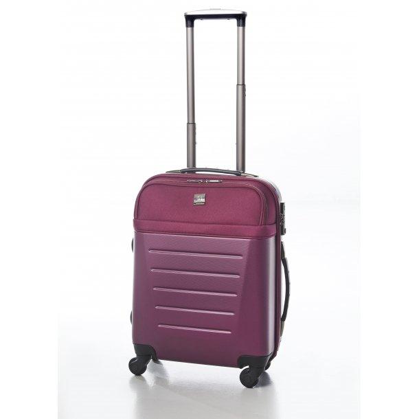 Dubai trolley - Kabine størrelse burgundy