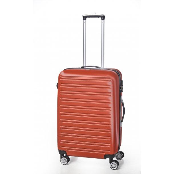Trolley - Mellem størrelse orange