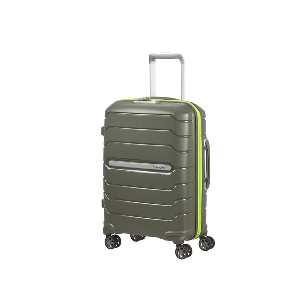 Samsonite Flux Spinner - Kabine kuffert dark olive