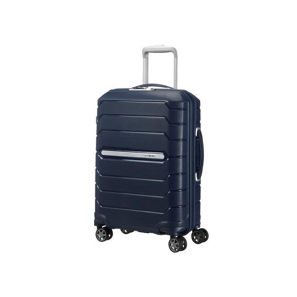 Samsonite Flux Spinner - Kabine kuffert navy blue