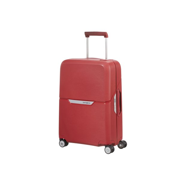 Samsonite Magnum - Kabine størrelse rust red