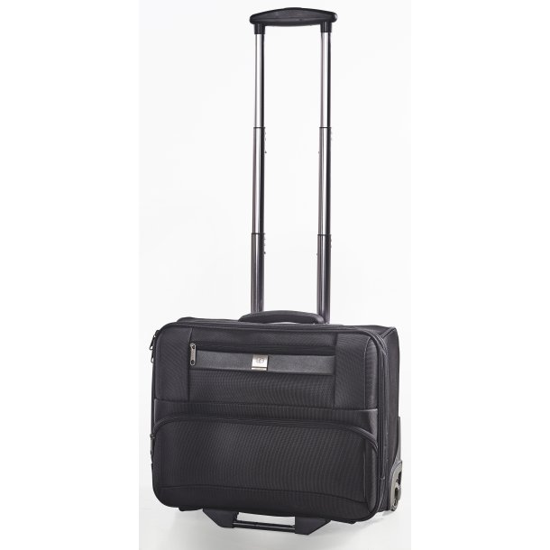 Business rolling tote
